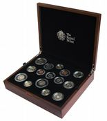 2014 Royal Mint Premium Proof Set